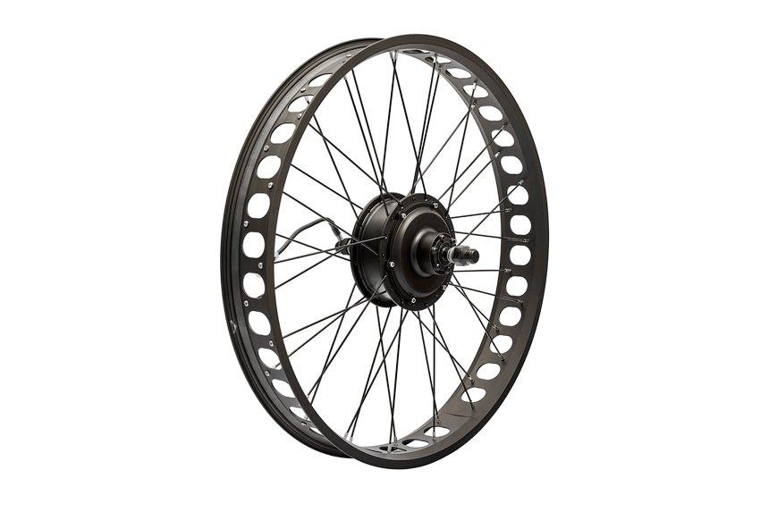 Мотор-колесо для электровелосипеда