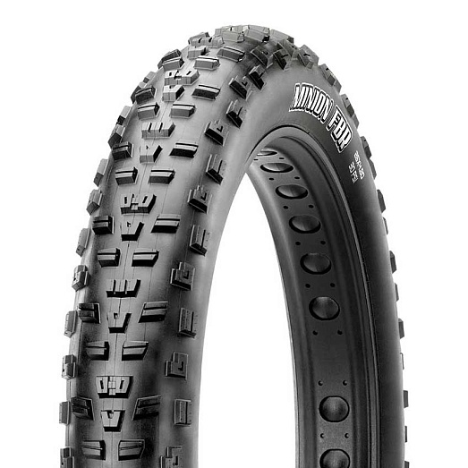 "Покрышка Maxxis Minion FBF M346 FT TLR DKFW BK 314/458 1PFWI+2PLHO 3YL RE 26""  фото"